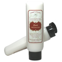 Suede Natural Aftershave Balm with Organic Aloe Allantoin