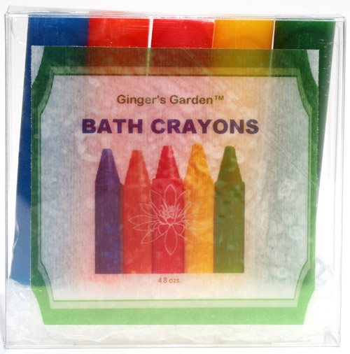 Soap Crayons Glycerin Soap for kids bath