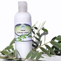 Natural Baby Lotion Tangerine Aromatherapy