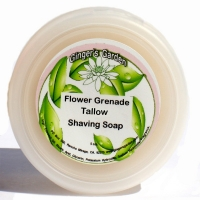 Ladies Shaving Soap Natural Tallow Wet Shave