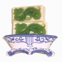 soap green dragon