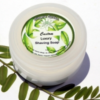 Men wet shave natural shaving soap