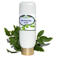 Best Natural Botanical Blue Chamomile Cream Handmade