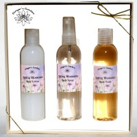 Gift Set lotion soap spray Valentines Mothers Day