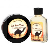 Camel Milk and Dates Tallow Shaving Soap