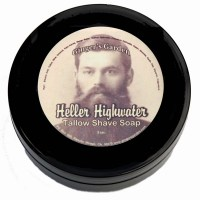Tallow Wet Shaving Soap Heller Highwater