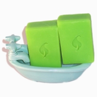 Lime Handmade Soap Green Zest Citrus